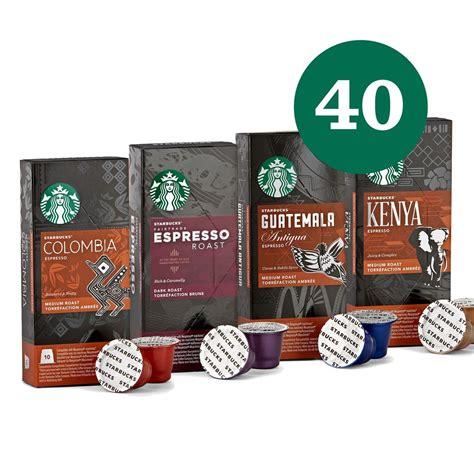 espresso coffee capsules starbucks espresso capsules