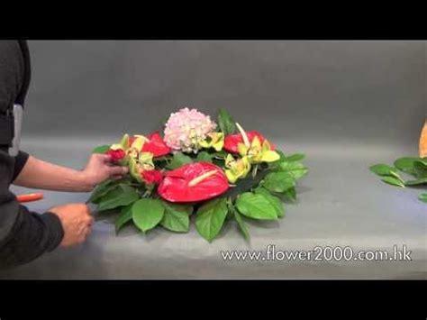 gordon new year flower arrangement 17 best images about arreglos florales con anturios on