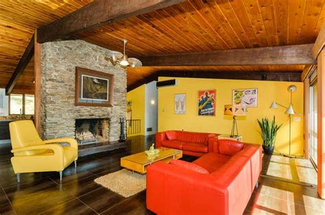 Orange Yellow Living Room Designs 24 Orange Living Room Ideas And Designs Wow