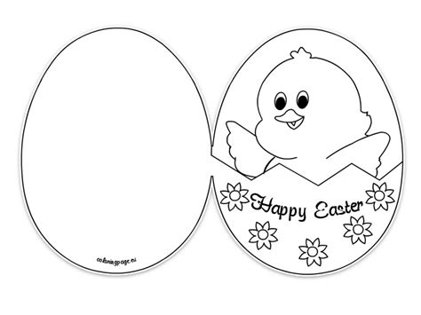 easter card template ks2 happy easter card easter shape happy