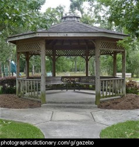 gazebo plurale pasa gazebo merriam webster