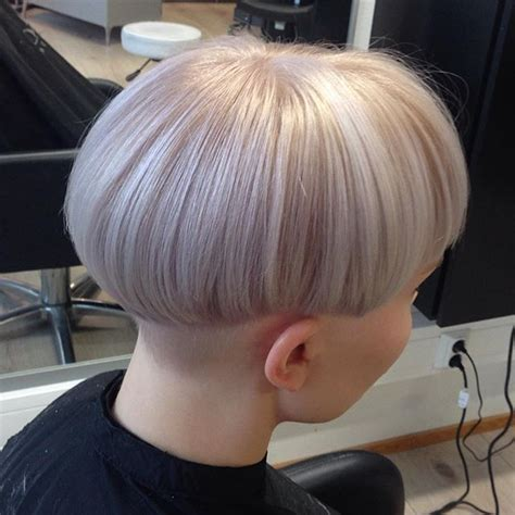 bowl haircuts shaved nape 423 best images about adventurous with a bowl cut 2 on