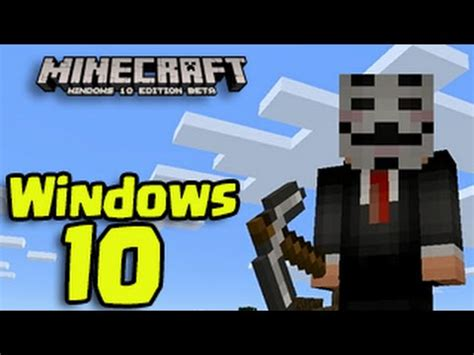 minecraft windows 10 tutorial world minecraft windows 10 survival let s play quot best world