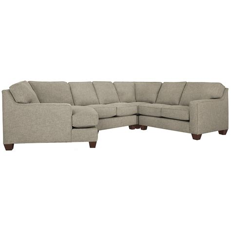 left cuddler sectional city furniture york pewter fabric small left cuddler