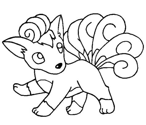 pokemon coloring pages of zorua pokemon coloring pages zorua download free