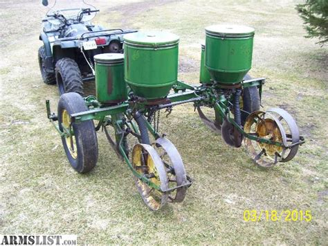 Deere Corn Planter For Sale by Armslist For Sale Deere 290 Corn Bean Planter