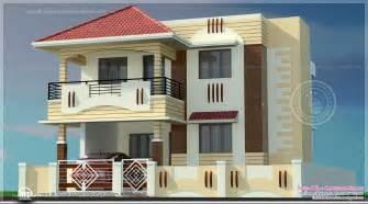 india villa elevation in 3440 sq kerala home design