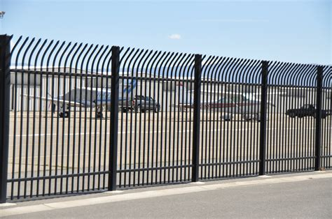 gallery commercial fence comany chain link fences