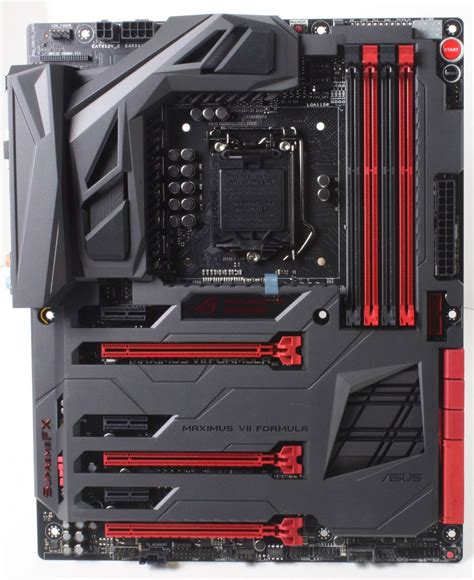 Asus Maximus Vii Formula asus maximus vii formula top end rog gaming for z97