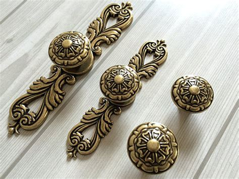 antique cabinet door knobs dresser knob drawer knobs pulls handles antique bronze