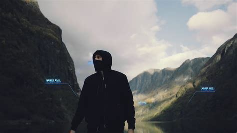 alan walker goodbye alone alan walker mv