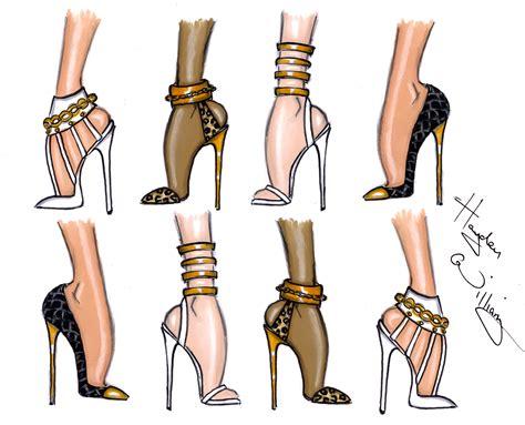 fashion illustration legs best shoe designers of 2015 high style