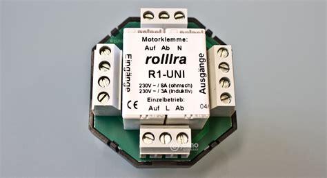 Zeitschaltuhr F R Roll Den 2057 by Trennrelais F 252 R Bis 2 Motore Rolladenmotor Bedienung