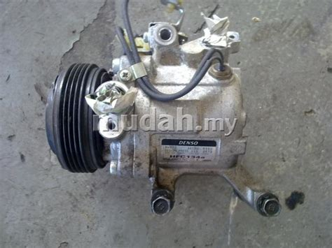 performance compressor air cond perodua myvi