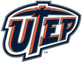 utep logo west panhandle colleges graphic design