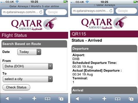 check website in mobile browser qatar airways says browser wins apps for mobile