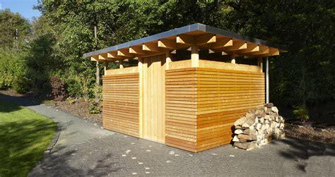 design gartenhaus design gartenhaus classic das flachdach gartenhaus