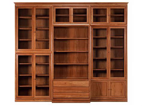 libreria legno massello prezzi modulo 900 libreria in legno massello by morelato design