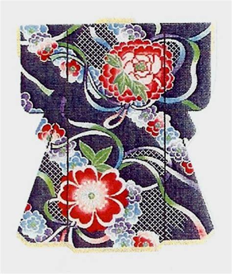 kimono needlepoint pattern 17 best images about needlepoint oriental kimonos on