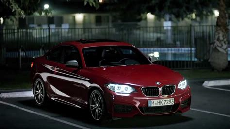 bmw m235i launch bmw m235i 2 series coupe launch