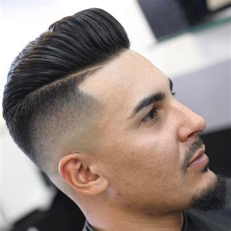 How To Style Hair On Top On Sides by 75 Creative On Sides On Top Haircuts 2018 Ideas