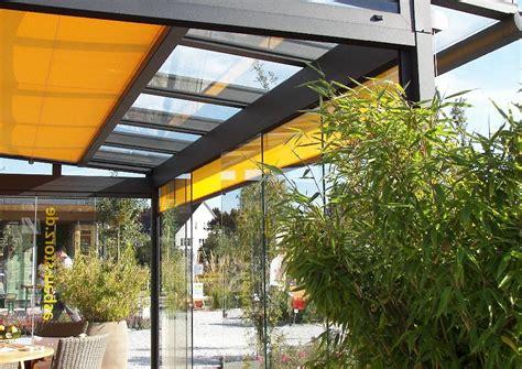 terrassendach glasveranda wintergarten beschattung - Glasveranda Wintergarten