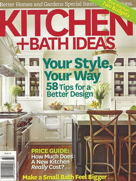 kitchen and bath ideas magazine 2013 grothouse articles wood countertops butcher block