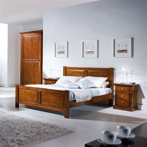 letto due piazze letto due piazze classico in legno