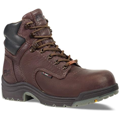 safety toe boots s 6 quot timberland pro 174 titan 174 waterproof safety toe