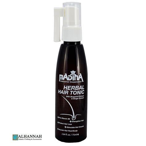 Hair Tonic Herbal halal herbal hair tonic madina gi475
