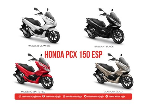 Pcx 2018 Kredit by Harga Promo Kredit Honda All New Pcx 150 Jogja