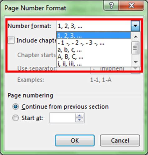 cara membuat nomor halaman dari halaman 2 cara membuat nomor halaman di microsoft word