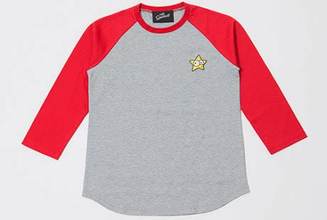 The Simpsons 01 Raglan dsm ginza the simpsons collaboration products medicom