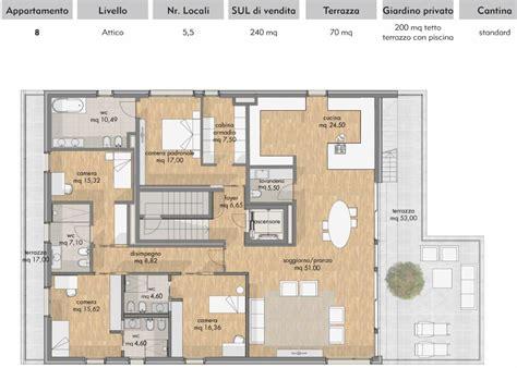 pianta appartamento 100 mq progetti di in legno planimetria casa 100 mq 75