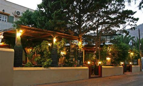 Garden Of The Gods Restaurant Gods Garden Santorini