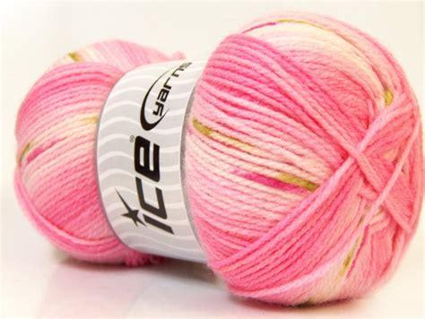 Benang Rajut Baby Akwool Pink Tua benang rajut impor baby pink white green 03 crafts