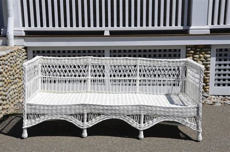 wicker day bed antique wicker daybed for sale at 1stdibs