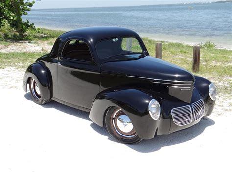custom willys 1941 willys americar custom coupe 174682