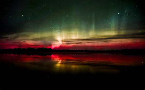 colorful northern lights wallpapers and images
