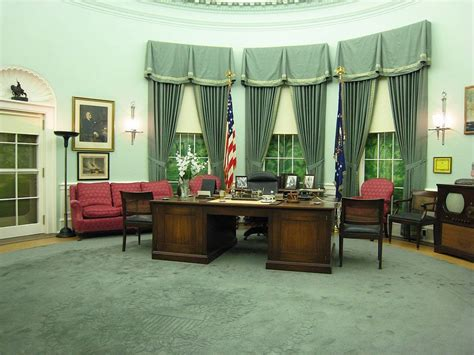 oval office decor through the years the oval office of the white house and its interiors