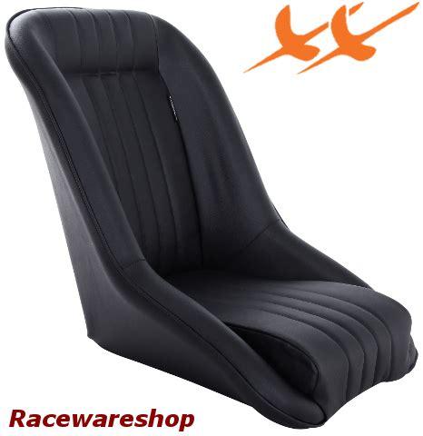 kuipstoel leer auto klassieker stoelen