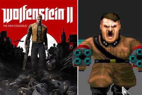 the of wolfenstein ii the new colossus books wolfenstein ii the new colossus sequel confirmed and