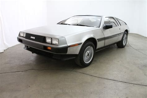 delorean dmc 12 for sale 1981 delorean dmc 12 for sale 24 750 1469202