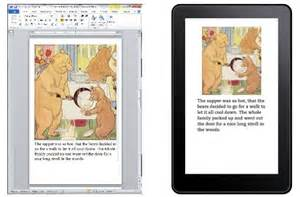 picture book templates arrive for kindle authors and a