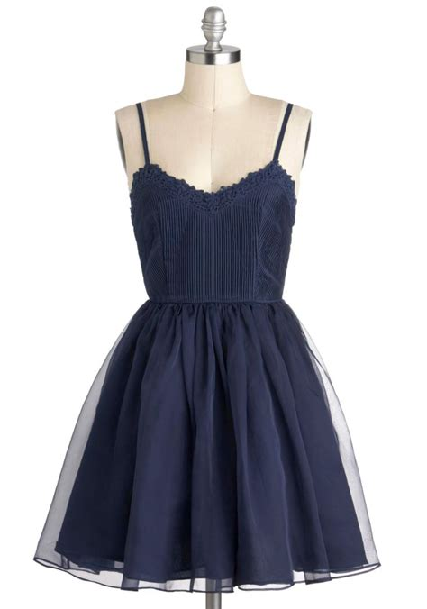 dress navy navy late dress