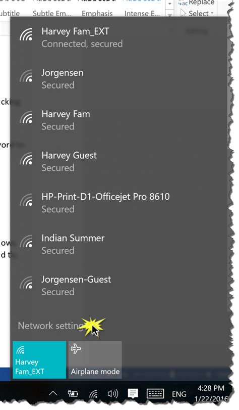 Reset Wifi List Windows 10 | how to change a wifi password in windows 10 or just delete