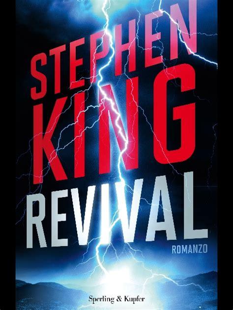 libreria king roma libri arriva revival di stephen king mymovies it