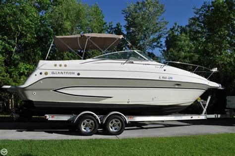 glastron boat dealers in nc glastron gs 279 sport cruiser performance test boats