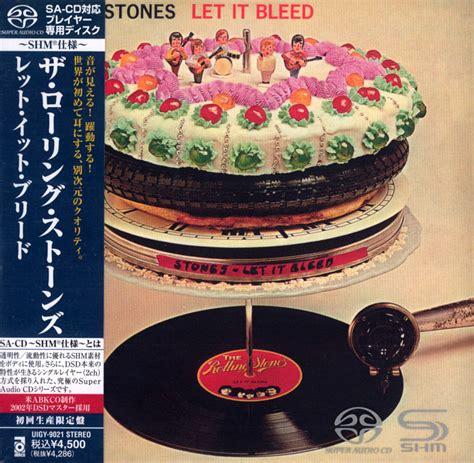 let it bleed a club cd rolling stones let it bleed