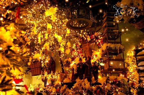 100 luxury hotels celebrate christmas with extravagant